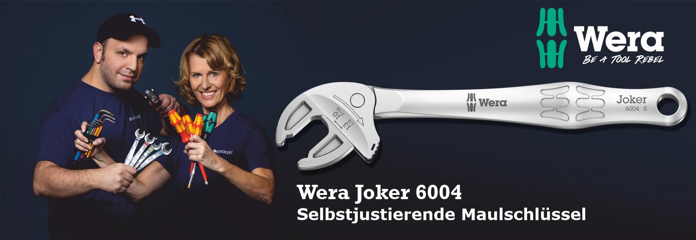 Banner Joker 6004