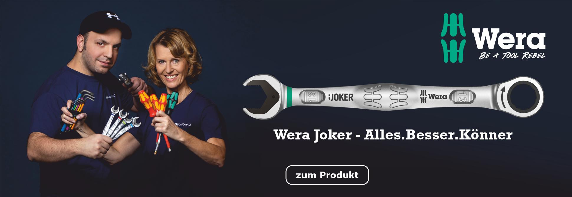 Banner Wera Joker