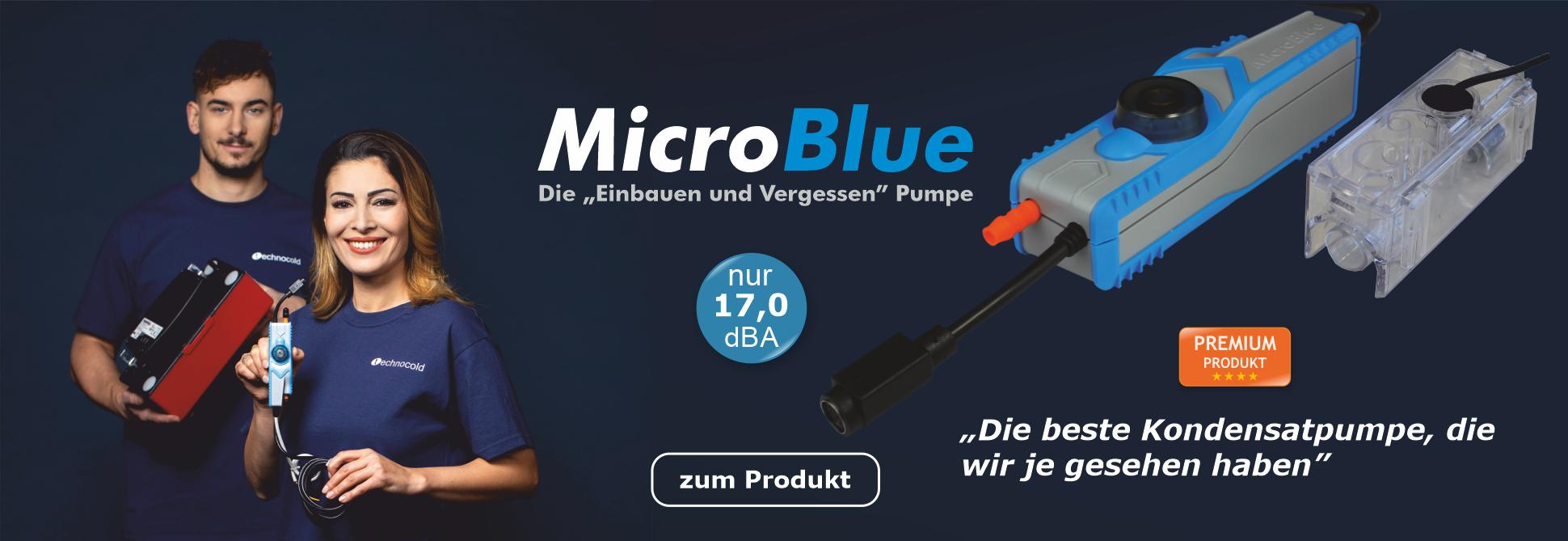 Banner Micro Blue