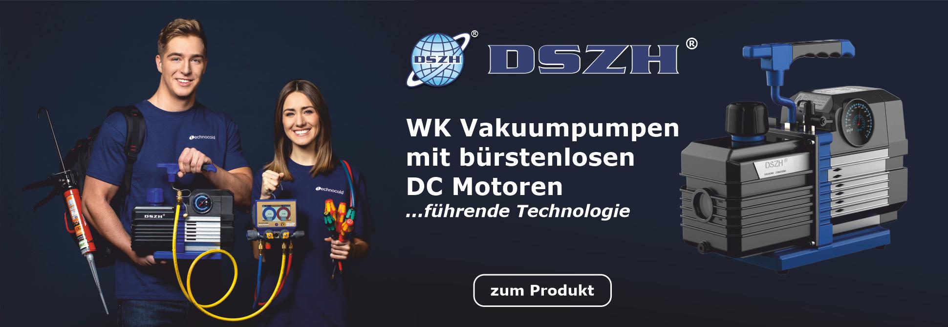 Banner WK Vakuumpumpen